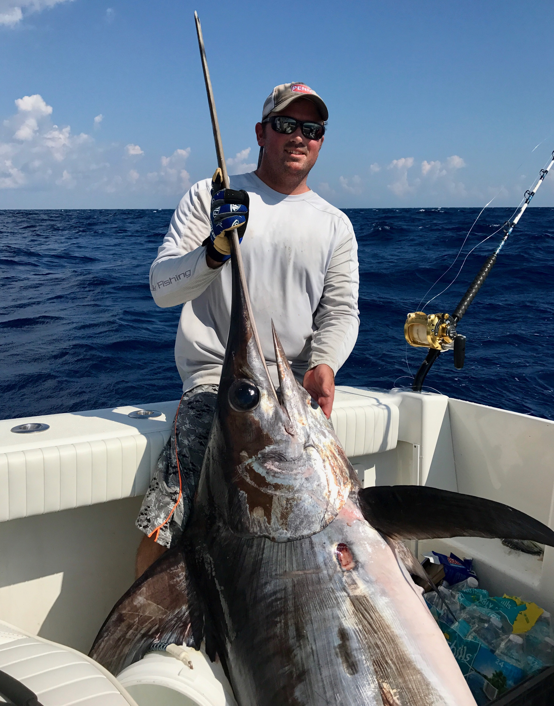 Destin deep sea charter fishing by one shot fishing for Charter fishing destin